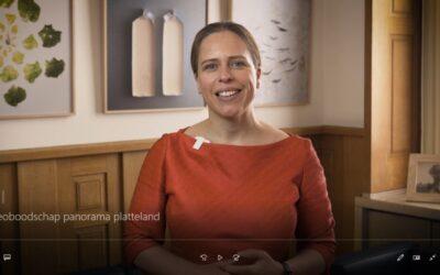Videoboodschap Minister Carola Schouten